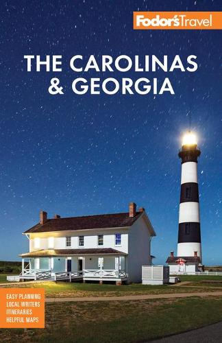 Fodor's The Carolinas & Georgia: with the Best Road Trips - Full-color Travel Guide (Paperback)