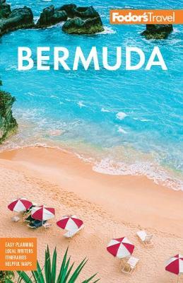 Fodor's Bermuda - Full-color Travel Guide (Paperback)