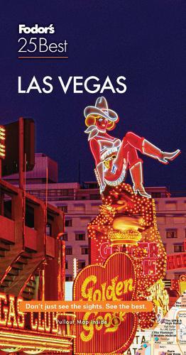Fodor's Las Vegas 25 Best - Full-color Travel Guide (Paperback)