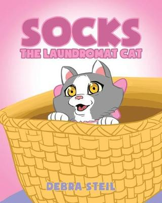 Socks the Laundromat Cat (Paperback)