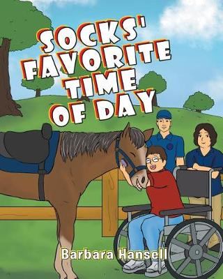 Socks' Favorite Time of Day (Paperback)