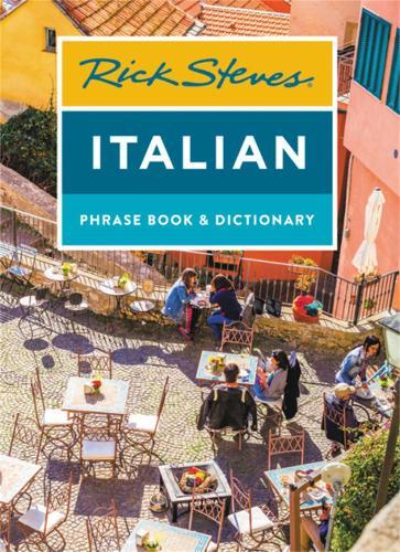 Rick Steves Italian Phrase Book & Dictionary (Eighth Edition) (Paperback)