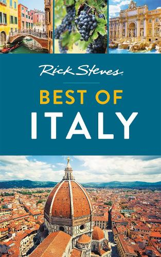 Rick Steves Best of Italy (Third Edition) (Paperback)