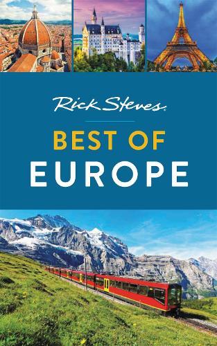 Rick Steves Best of Europe (Third Edition) (Paperback)