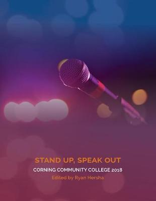 Stand Up, Speak Out (Paperback)