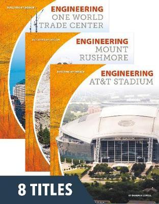 Building by Design (Set of 8) (Paperback)
