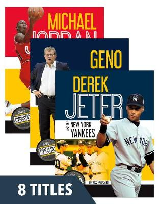 Sports Dynasties (Set of 8) (Paperback)