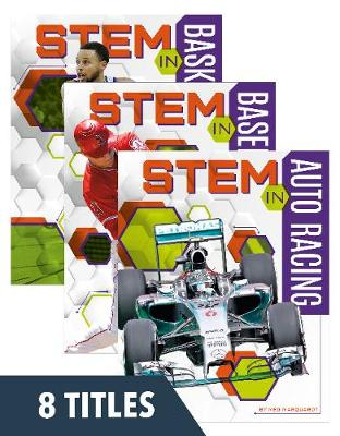 STEM in Sports (Set of 8) (Paperback)