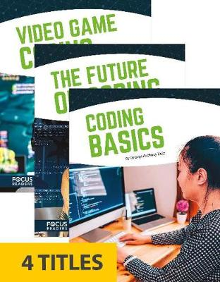 Coding (Set of 4) (Hardback)