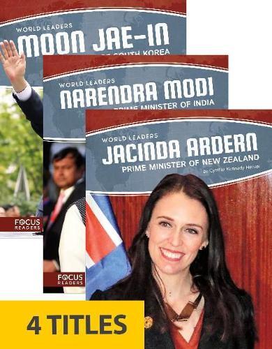 World Leaders Set 2 (Set of 4) (Paperback)