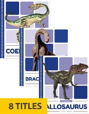 Dinosaurs (Set of 8) (Paperback)