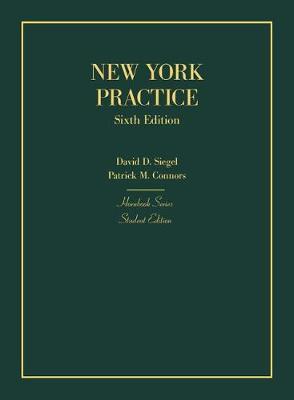 New York Practice, Student Edition - Hornbook Series (Paperback)