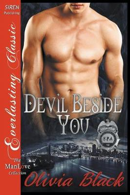 Devil Beside You [Federal Paranormal Agency 9] (Siren Publishing Everlasting Classic Manlove) (Paperback)