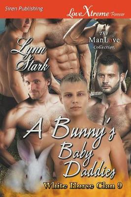 A Bunny's Baby Daddies [white Horse Clan 9] (Siren Publishing Lovextreme Forever Manlove) (Paperback)