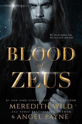 Blood of Zeus: Blood of Zeus: Book One - Blood of Zeus 1 (Paperback)