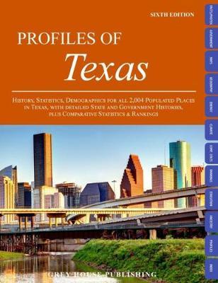 Profiles of Texas, (2020) (Paperback)