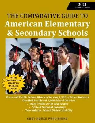 The Comparative Guide to Elem. & Secondary Schools, 2021 (Paperback)