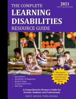 Complete Learning Disabilities Resource Guide, 2021 (Paperback)