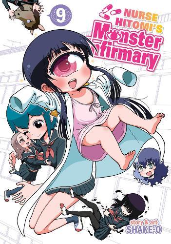 Nurse Hitomi's Monster Infirmary Vol. 9 - Nurse Hitomi's Monster Infirmary (Paperback)