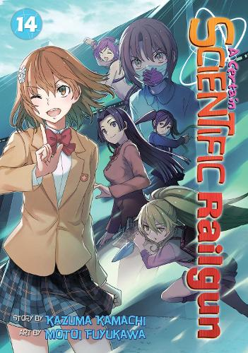 A Certain Scientific Railgun Vol. 14 - A Certain Scientific Railgun (Paperback)
