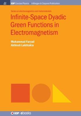 Infinite-Space Dyadic Green Functions in Electromagnetism (Hardback)