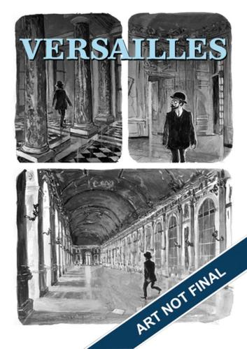 Versailles: My Father's Palace (Paperback)