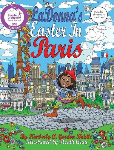 LaDonna's Easter in Paris - Dyslexic Inclusive (Hardback)