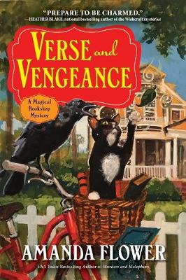 Verse And Vengeance: A Magical Bookshop Mystery (Hardback)