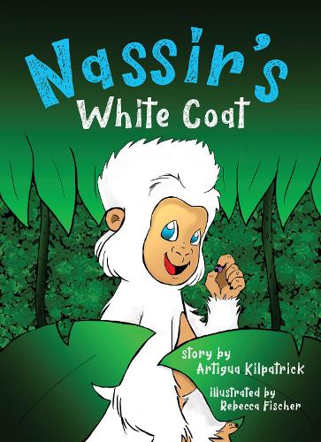 Nassir's White Coat (Hardback)