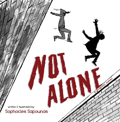 Not Alone: A Graphic Novel (Paperback)