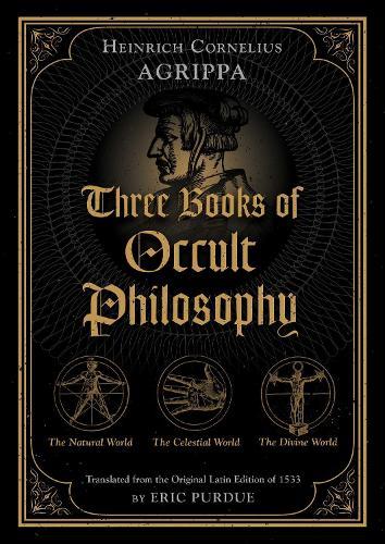 Three Books of Occult Philosophy (Hardback)