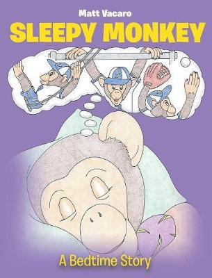 Sleepy Monkey (Hardback)