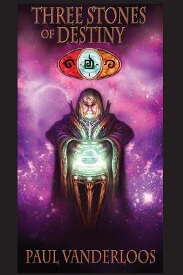 Three Stones of Destiny - Nine Worlds of Mirrortac 2 (Paperback)