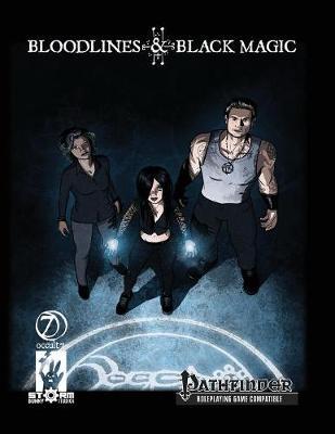 Bloodlines & Black Magic (Paperback)