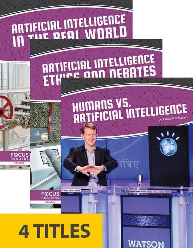 Artificial Intelligence (Set of 4) (Hardback)
