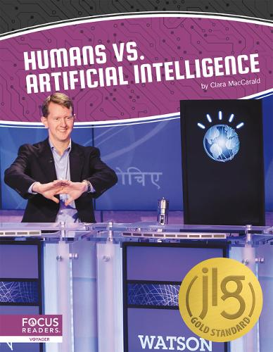 Artificial Intelligence: Humans vs. Artificial Intelligence (Hardback)