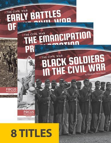 The Civil War (Set of 8) (Hardback)