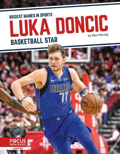 Biggest Names in Sports: Luka Doncic: Basketball Star (Paperback)