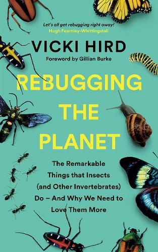 Rebugging the Planet: The Remarkable Things that Insects (and Other Invertebrates) Do - And Why We Need to Love Them More (Paperback)