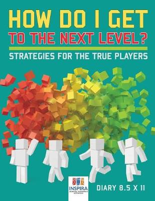 How Do I Get to the Next Level? Strategies for the True Players Diary 8.5 X 11 (Paperback)