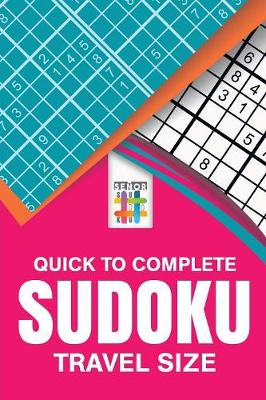 Quick to Complete Sudoku Travel Size (Paperback)