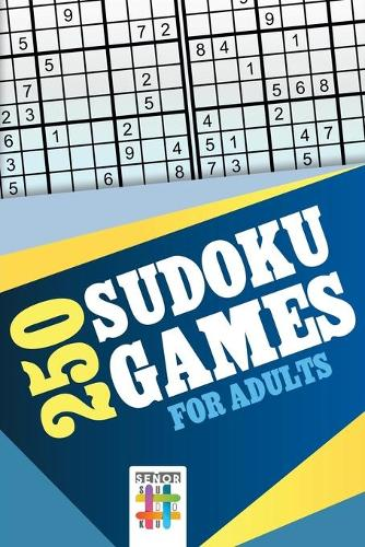 250 Sudoku Games for Adults (Paperback)