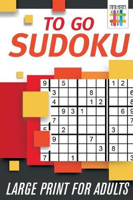 To Go Sudoku Large Print for Adults (Paperback)