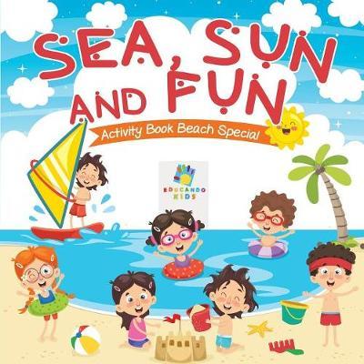 Sea, Sun and Fun Activity Book Beach Special (Paperback)