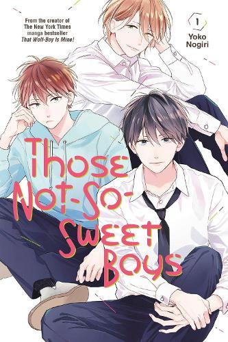 Those Not-So-Sweet Boys 1 - Those Not-So-Sweet Boys 1 (Paperback)