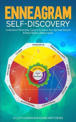 Enneagram Self-Discovery: Understand Personality Types to Enhance Your Spiritual Growth & Build Healthy Relationships (Paperback)