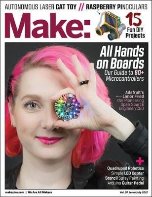 Make - Volume 57 (Paperback)