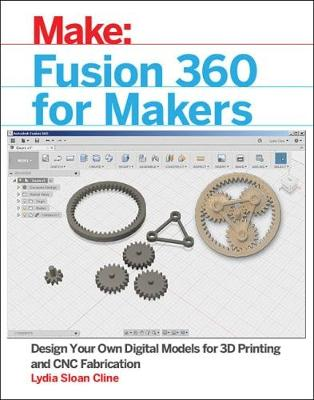 Fusion 360 for Makers (Paperback)