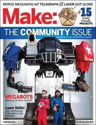 Make: Volume 58 (Paperback)