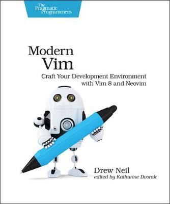 Modern Vim (Paperback)